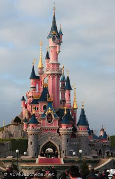 castle | disney land.
