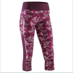 Corsaire jogging femme run dry+ camo rose kalenji. GROUPE 6 ... babc0b08312