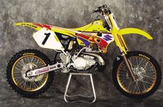 McGrath Suzuki 250 1997