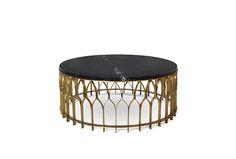 MECCA   Modern Center Table by BRABBU