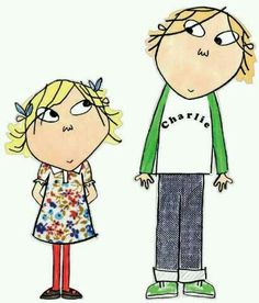 "The only british show they give in america-------- The show was called ""Charlie and Lola"" they gave it on Disney Channel."