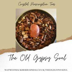 Carnelian Crystal tea summer secret fruit blend