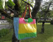 Badetasche BT11 Upcycle, Etsy, Craft Gifts, Jewlery, Upcycling, Upcycled Crafts, Recycling