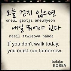 9 Best Korean quotes images | Korean words, Learn korean, Korean