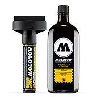 MOLOTOW MASTERPIECE Signal Black-Kit