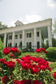 Visit Milledgeville for capitals, columns and culture.