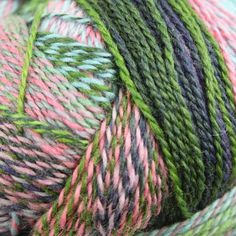 Schoppel Wolle Zauberball Crazy  - comes in more than a dozen colorways and I love them ALL!!!