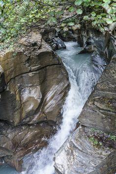 Flem Schlucht Places To Go, Waterfall, Outdoor, Flims, Water, Viajes, Outdoors, Outdoor Living, Garden