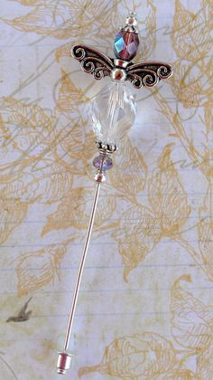 Angel decorative stick pin ♥