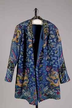 Date: ca. 1930 Evening Jacket - House of Chanel Culture: French Medium: Silk, metallic