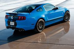 2013 Ford Shelby GT500   Drool worthy.