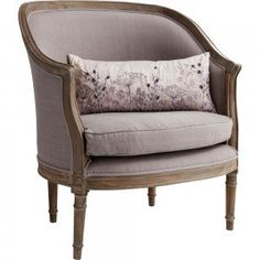 Grey Toulon Armchair