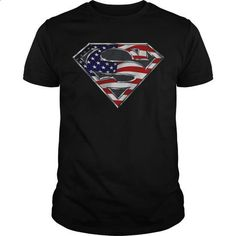 Superman All American Shield - #white shirt #womens sweatshirts. I WANT THIS => https://www.sunfrog.com/Geek-Tech/Superman-All-American-Shield-.html?id=60505