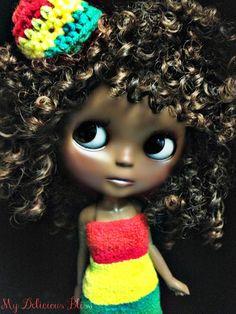 Little Rasta Princess Delicious Bliss
