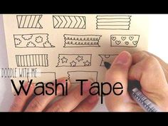 ▶ Doodle on your Planner - YouTube