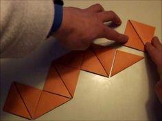 Reversible cube