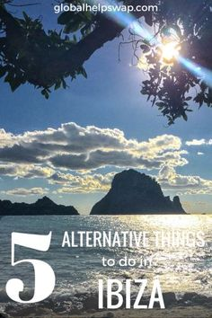 Here are 5 things to do in Ibiza if you're looking for a more quiet, peaceful trip! devourspain.com