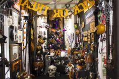 Spring Fair, Heaven Sent, Halloween Decorations, Times Square, Halloween Art