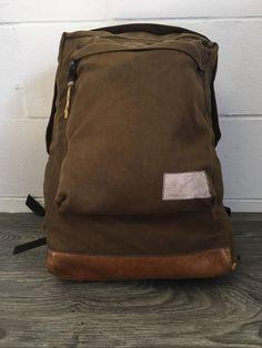 Drawstring Bag Oakland Brown Gym Bag Sport Backpack Shoulder Bags Travel College Rucksack