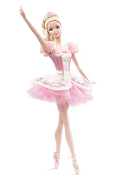 Ballet Wishes Barbie Doll - Ballerina Dolls | Barbie Collector
