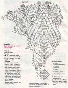 Home Decor Crochet Patterns Part 73 - Beautiful Crochet Patterns and Knitting Patterns Free Crochet Doily Patterns, Crochet Doily Diagram, Tatting Patterns, Crochet Art, Crochet Squares, Crochet Home, Thread Crochet, Filet Crochet, Crochet Motif
