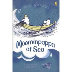 """Moominpappa at Sea. """"There it was at last – Moominpappa's Island! Perfect Marriage, Moomin, Finland, Sea, Feelings, Reading, Books, Forests, Life"""