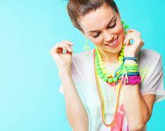 I love (love!) these bracelets