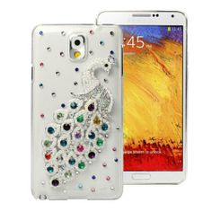 Best Bling Peacock Crystal Diamond Hard Case Cover for Samsung Galaxy Note 3 N9000 (Colorful) Best,http://www.amazon.com/dp/B00GYRFES6/ref=cm_sw_r_pi_dp_oZF2sb08Z5JZYCQ3