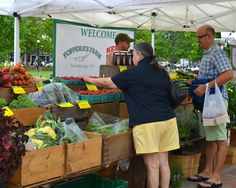 Early corn is here at your #farmersmarket right now!