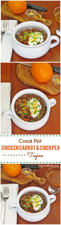 Crock Pot Chicken Ca