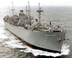 SS Jeremiah Obrien, one of three preserved Liberty Ships.