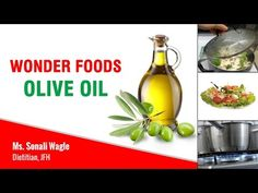 Olive oil - Wonder food for heart health - 7 - YouTube