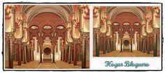 Patrón de Punto X – Mezquita de Córdoba