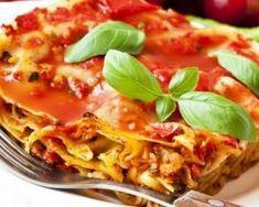 Lasagnes allégées à la ricotta et tomates : http://www.fourchette-et-bikini.fr/recettes/recettes-minceur/lasagnes-allegees-a-la-ricotta-et-tomates.html