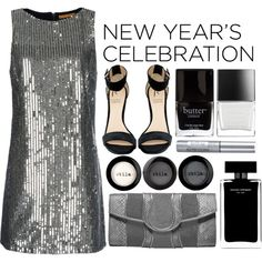 """New Year's Eve #OOTD! """"NYE"""" by francinegloriana on Polyvore"""