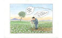 Σκίτσο του Ηλία Μακρή   Η Καθημερινή (2•5•2015)