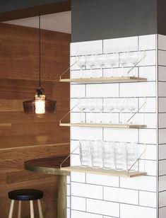 Wall Shelf Natural by Frama Denmark