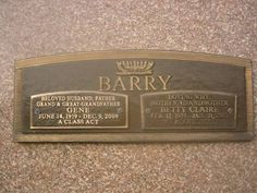 Gene Barry - American stage, screen, and television actor. Barry is best remembered for his leading roles in the films The Atomic City (1952) and The War of The Worlds (1953) and for his portrayal of the title characters in the TV series Bat Masterson and Burke's Law, among many roles.