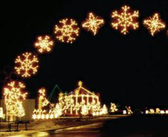 Bundle up the family and take a drive through Jolly Holiday Lights. Enjoy magical light displays with proceeds supporting Make-A-Wish Iowa.