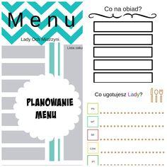 Planowanie menu | żona kobieta mama