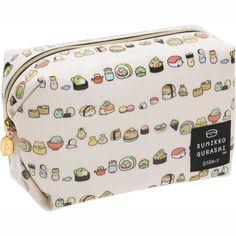 Amazon.com : Sumikko Gurashi Pen Pouch Large Sushi Series : Office Products