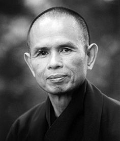 "A Simple Lesson from Thich Nhat Hanh.  simple words ""this is it""  I remember another mentor, Jane, saying the same thing to me many years ago....still rings true today"