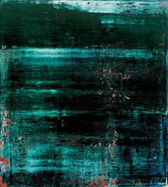gerhard richter abstract contemporary painting