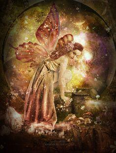 Fairy Nature by lauraypablo on DeviantArt