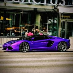 Supercarsoflondon On Instagram Purple Perf Pic By Staeldo