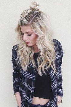 Teen Hairstyles 40 Cute Hairstyles For Teen Girls  Pinterest  Teen Girls And Hair