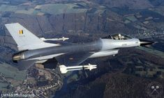 Belgian F-16 - The Belgian Air Force was one of the first four international customers for the F-16 Fighting Falcon. Belgium ordered a total of 160 F-16s in two batches. Heavy attrition and restructuring of the armed forces reduced the operational inventory to 54 aircraft.