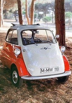 1956 BMW 300 Isetta Export - Promotional Photo Poster