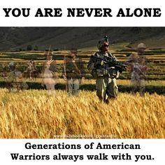 America loves our military!