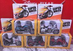 Intex Super Bikes Motorcycle Lot Vintage 1980s Working Rear Suspension Unopened